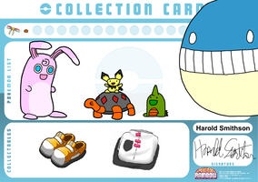 Collection Card by Shmuggly