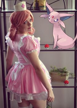 Nurse Joy by Scarlett-Quinn