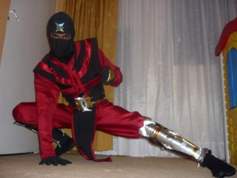 Ermac Kosplay by El-Saint