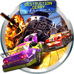 Destruction Derby Arenas by POOTERMAN