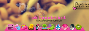 Skin for rockeock pink by isfe by Isfe