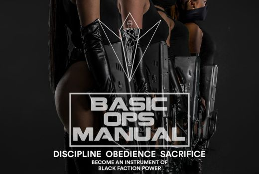 BASIC OPS MANUAL COVER by Blacklaceinc