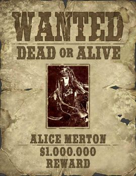 Alice Wanted by Mnemosyne-Mapple