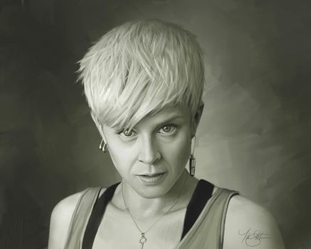 Robyn Portrait by timothysmithdesign