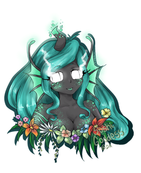 c: Lunathyst 1/2 by SushiGoddess