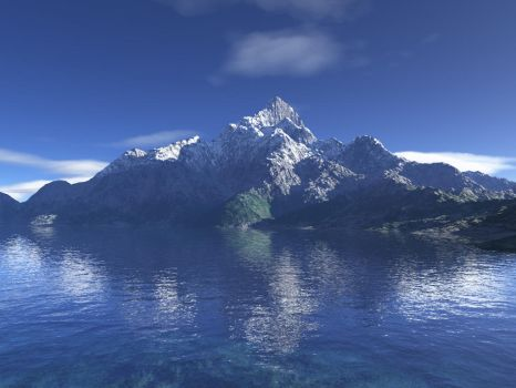 Perfectmountain by russell44