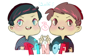 PINOF 8 (get ready) by Julia-Kisteneva