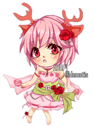 Adoptable [Offer to Adopt][Closed] by Demetis