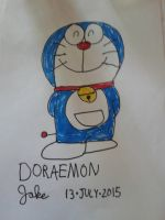 Doraemon by jakelsm