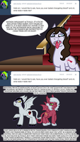Ask Darren the Vampony Changeling Blood by The-Clockwork-Crow