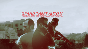 Grand Theft Auto V: Justified by iFadeFresh