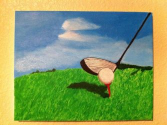 Fore! by FXartist1977