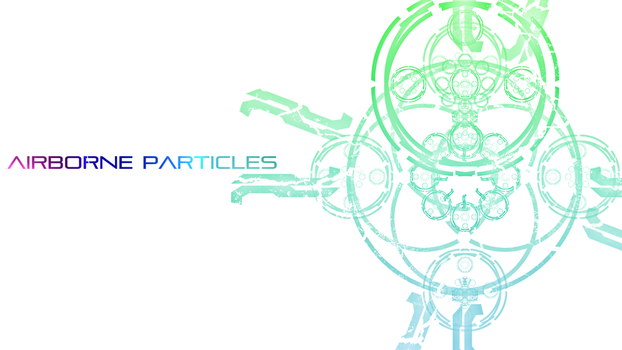 Airborne Particles TERMINAL 02 by Chaokaze