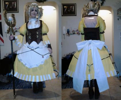 My Lissa cosplay by roseannepage