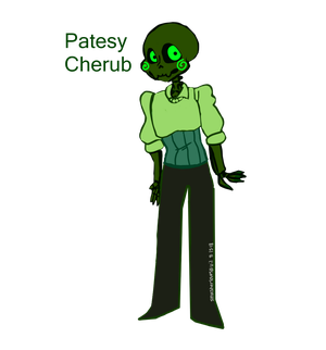 Patsy [ref] by SmasherlovesEvil