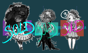 Set Price: Lady Adopts [CLOSED] by DeadmanJackalope