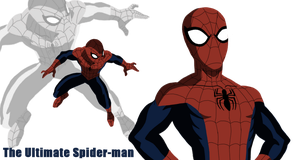 The Ultimate Spider-man by Griff-84