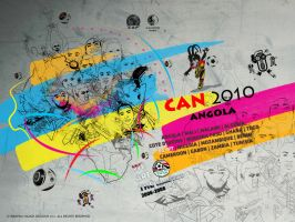 CAN 2010 ANGOLA by adriano-designs