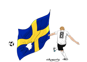 Kroos Control by chillyravenart