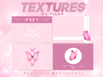 Textures 056 // Love Yourself by BEAPANDA