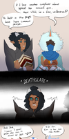 PL: Enny the Disappointment by Eiliakins