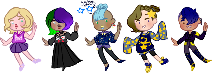 Old smoll cheap adopt's (CLOSED) by galaxyllama
