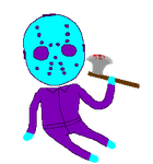 NES Jason Page Doll! by holyphat1
