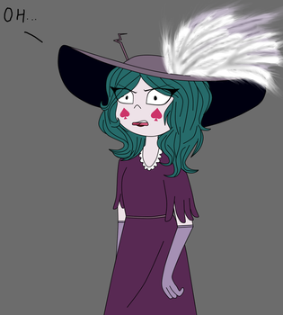 Eclipsa`s Hair by LiaTheCatfox