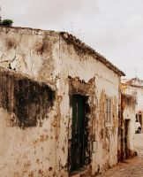 old house in Tavira, Portugal by Shreever