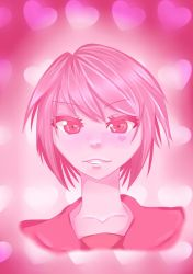 Yandere-chan the goddess of love[pink] by Stllin2
