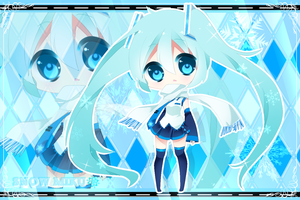 Snow Miku2 by ShinDeizu760