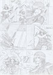 MY OCS Saemon, Dusk And Frankie GIFT 1 Part 6 by FANSILVER