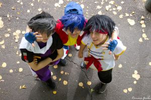 Beyblade - 'cause we are a team! by ValentineResha
