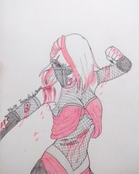 (AT) Battle Wounds by TensaiProductionz