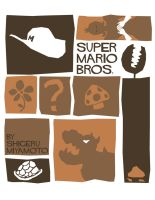 Mario vs Saul Bass by Idlewood