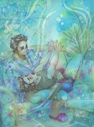 Underwater Morning [Malec] by ProfDrLachfinger