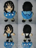 Melfina Plushie by WhittyKitty