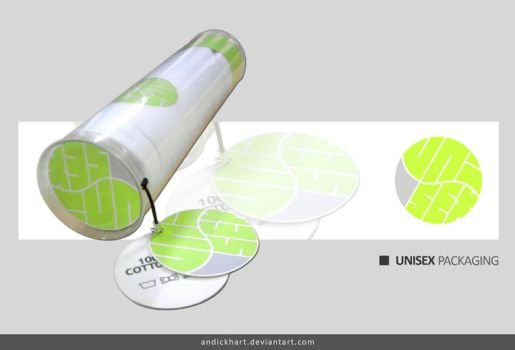 Unisex Packaging by andickhart