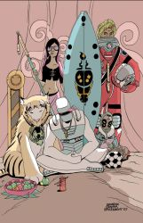 ROM the spaceknight by royalboiler