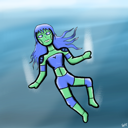 Sub-Maria Jacksepticeye's Cyclops - Subnautica by SpookyMuffin4545
