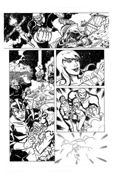 Future Quest Try Out pg 02 by johnraygun