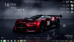 Citroen Concept Rogers1967 Rainmeter by Rogers1967