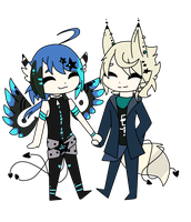 Cheebs For Dennorfangirl by Rivwaltz