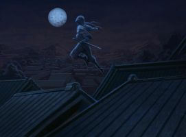 Ninja Escape by reau