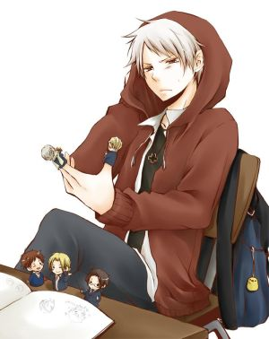 Bullied!Prussia x Bullied!Reader - Meetings by VodkaChanLovesYou on