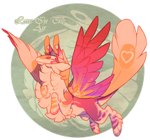 Love In the Air - Pigmy Skycloak (CLOSED) by GentleLark