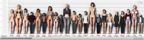 Domina's Valley 16 - Height chart by bmtbguy
