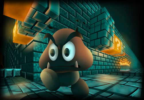 Contest: Patrolling in Forgotten Sewers by Goomuin