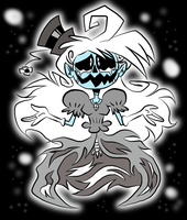 Ghostly Crybaby by EeyorbStudios