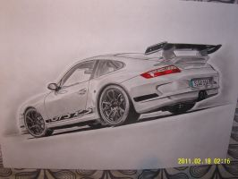 gt3 RS by przemus